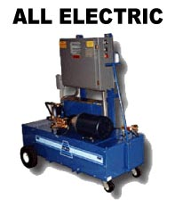 ADF Systems, Inc. All Electric Pressure Washer