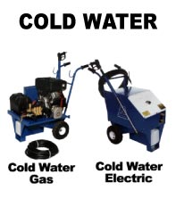 ADF Systems, Inc. Cold Water Pressure Washer