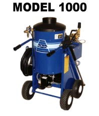 ADF Systems, Inc. Model 1000 Pressure Washer