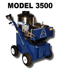 ADF Systems, Inc. Model 3500 Pressure Washer