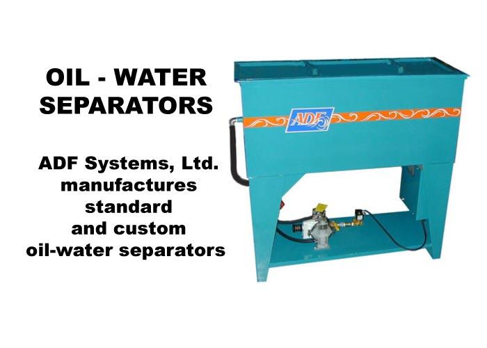 Oil - Water Separators
