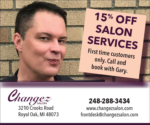 Changez Salon & Spa