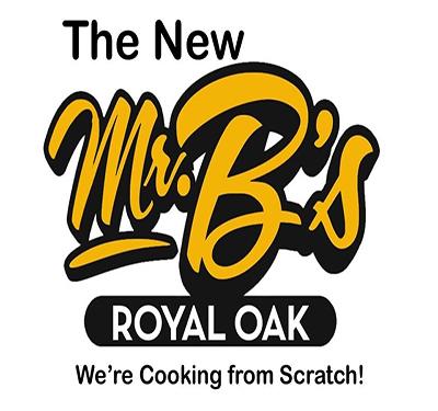Mr B\\'s Royal Oak