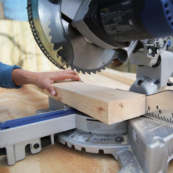 Measuring and Cutting Wood