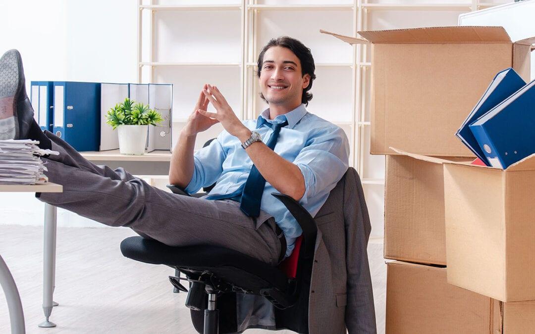 Un Déménagement de Bureau Sans Stress