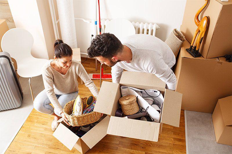 Préparer correctement ses cartons de déménagement