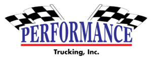 Performance Trucking Logo with Outline