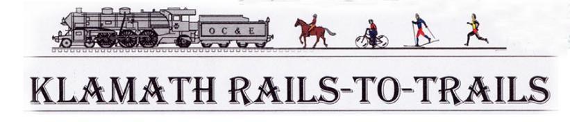 Klamath Rails to Trails Group