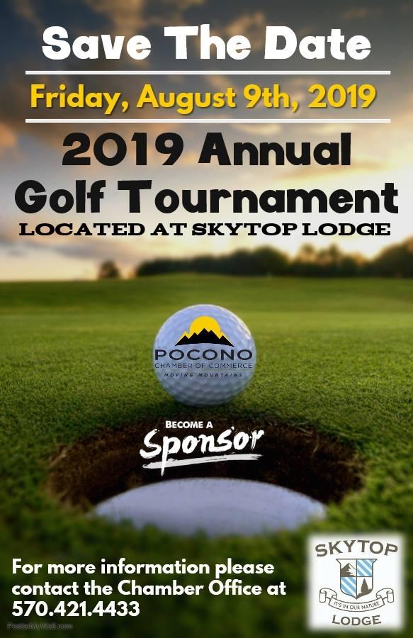 2019 Pocono Chamber Golf Tournament
