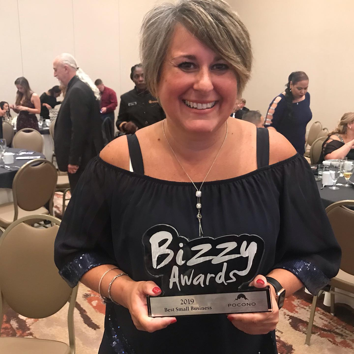 Award Winning 2019 Small Business of the Year