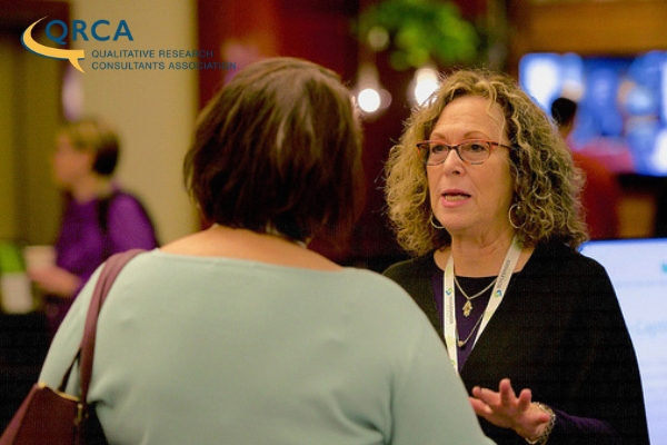 Laurie Tema-Lyn at QRCA