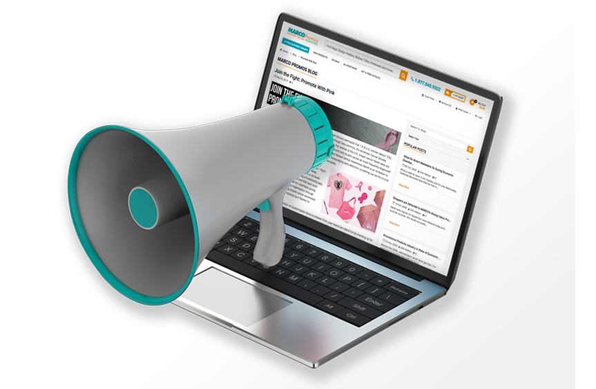 Engaging consumers with blog and eNewsletter content