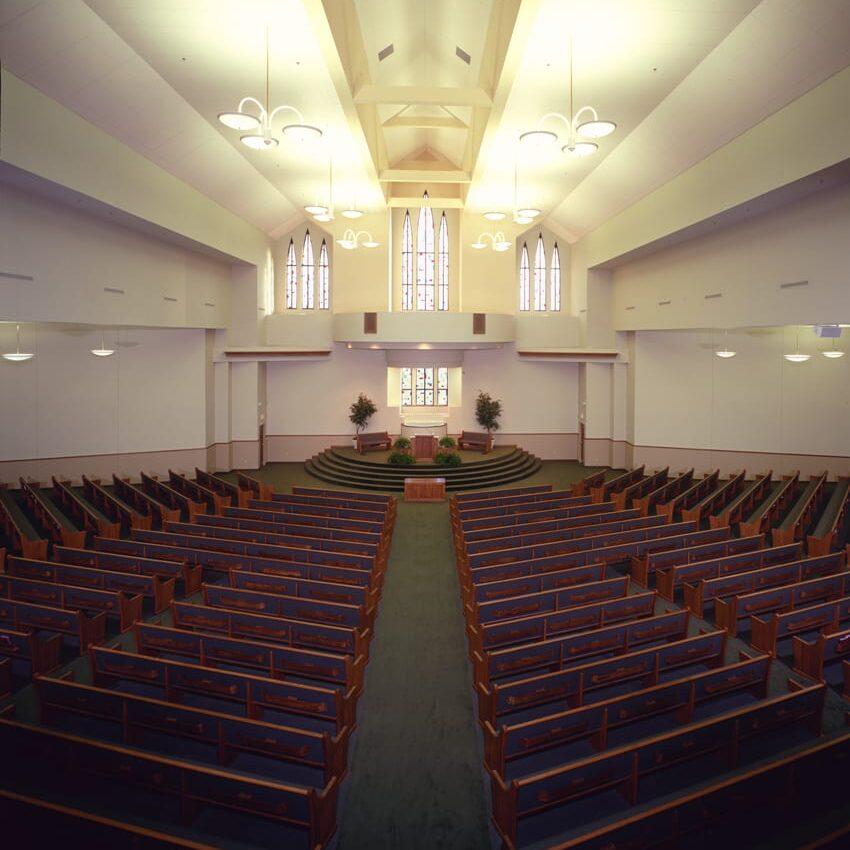 East Sunshine Church of Christ Interior Trial