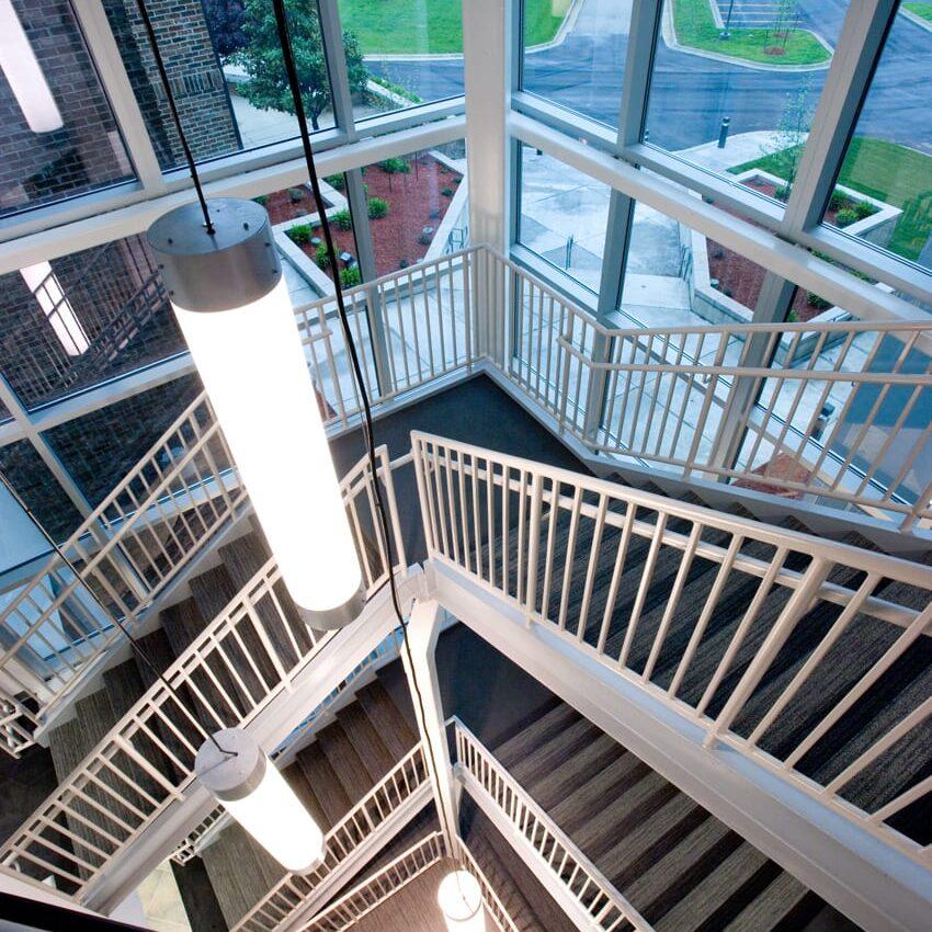 Enactus Staircase Trial