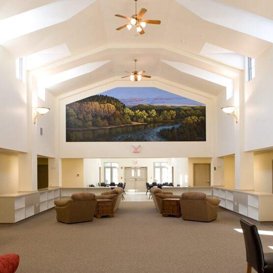 Genesis House Interior Trial