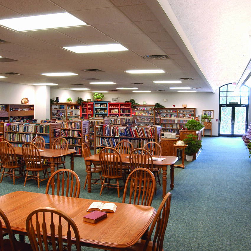 Howell Valley School Library Square for Home PageTrial