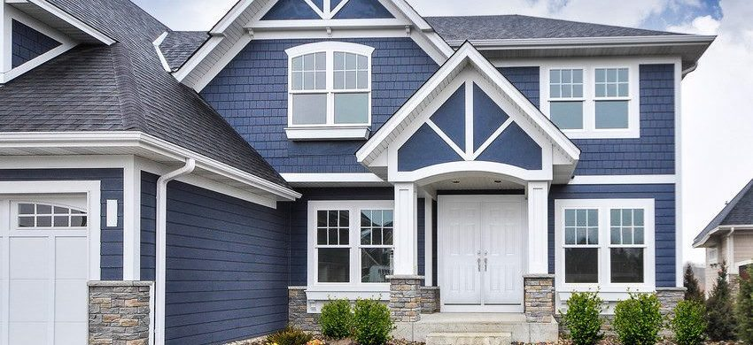Residential Exterior Painting Western Accent Painting