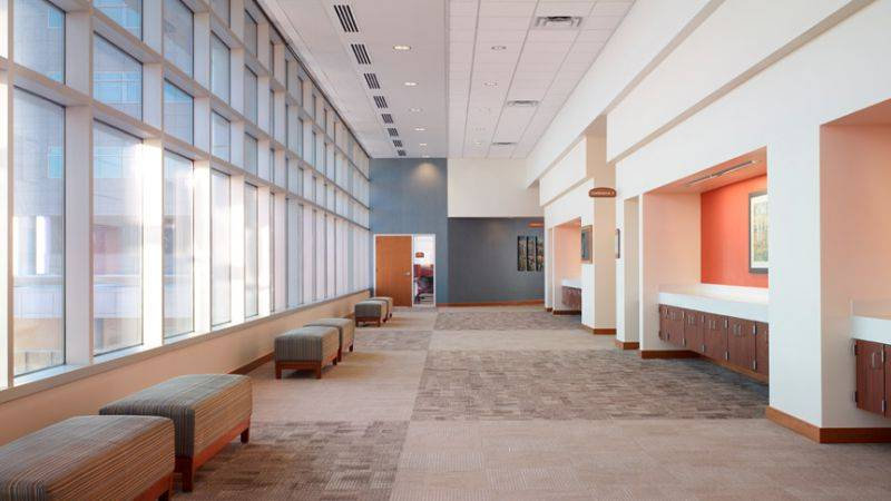 Medical Offices Interior Painting