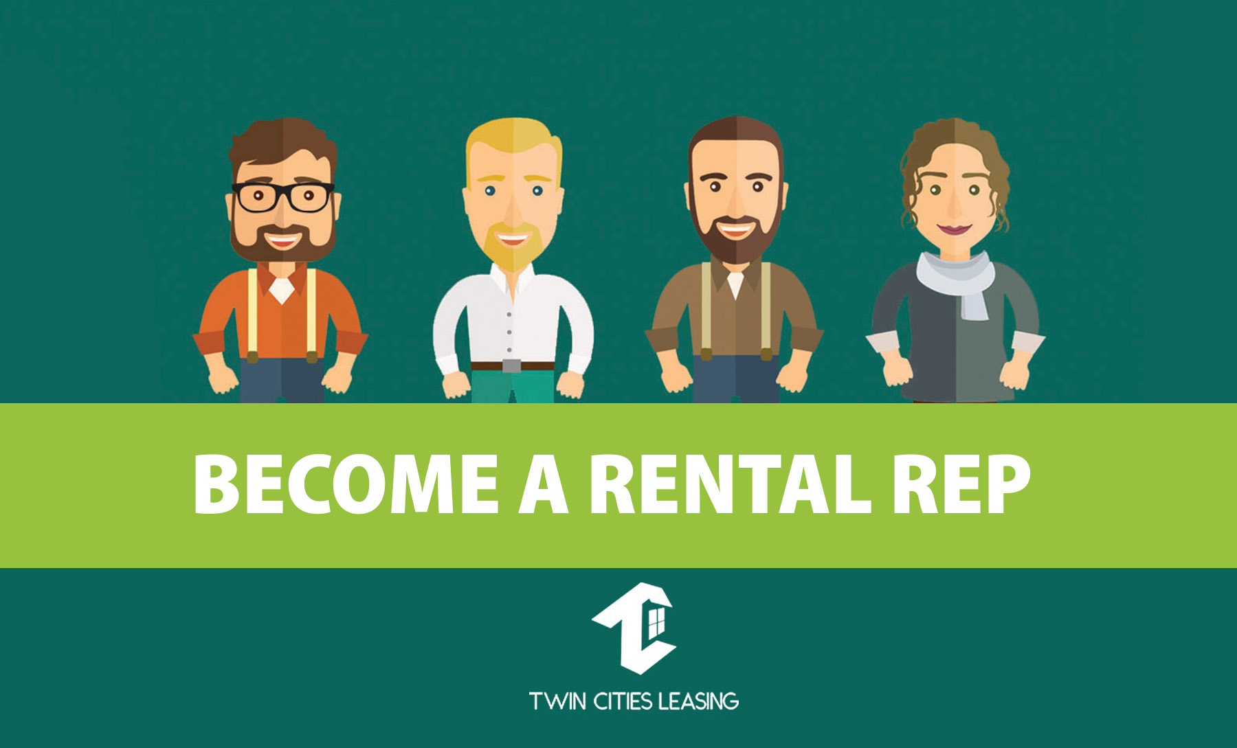 Become a Rental Rep