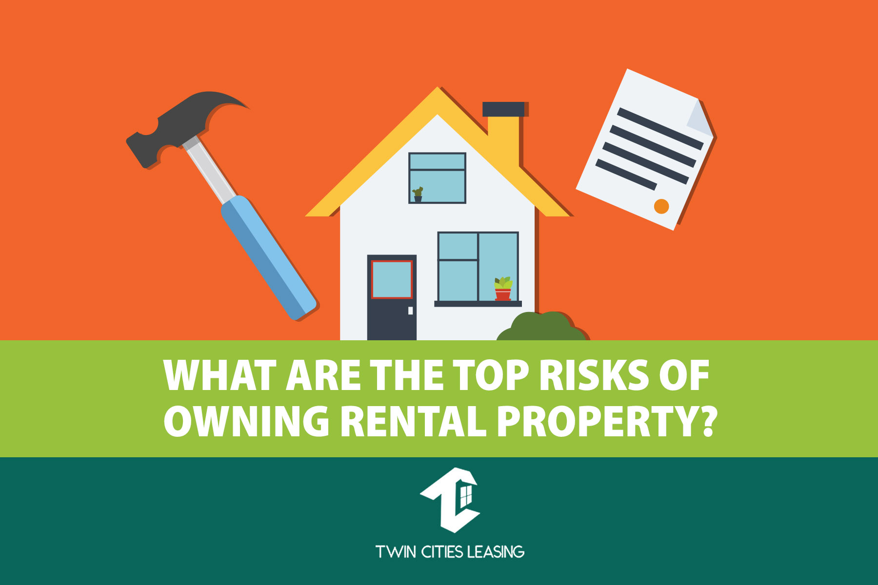 Top Risks of Owning Rental Property