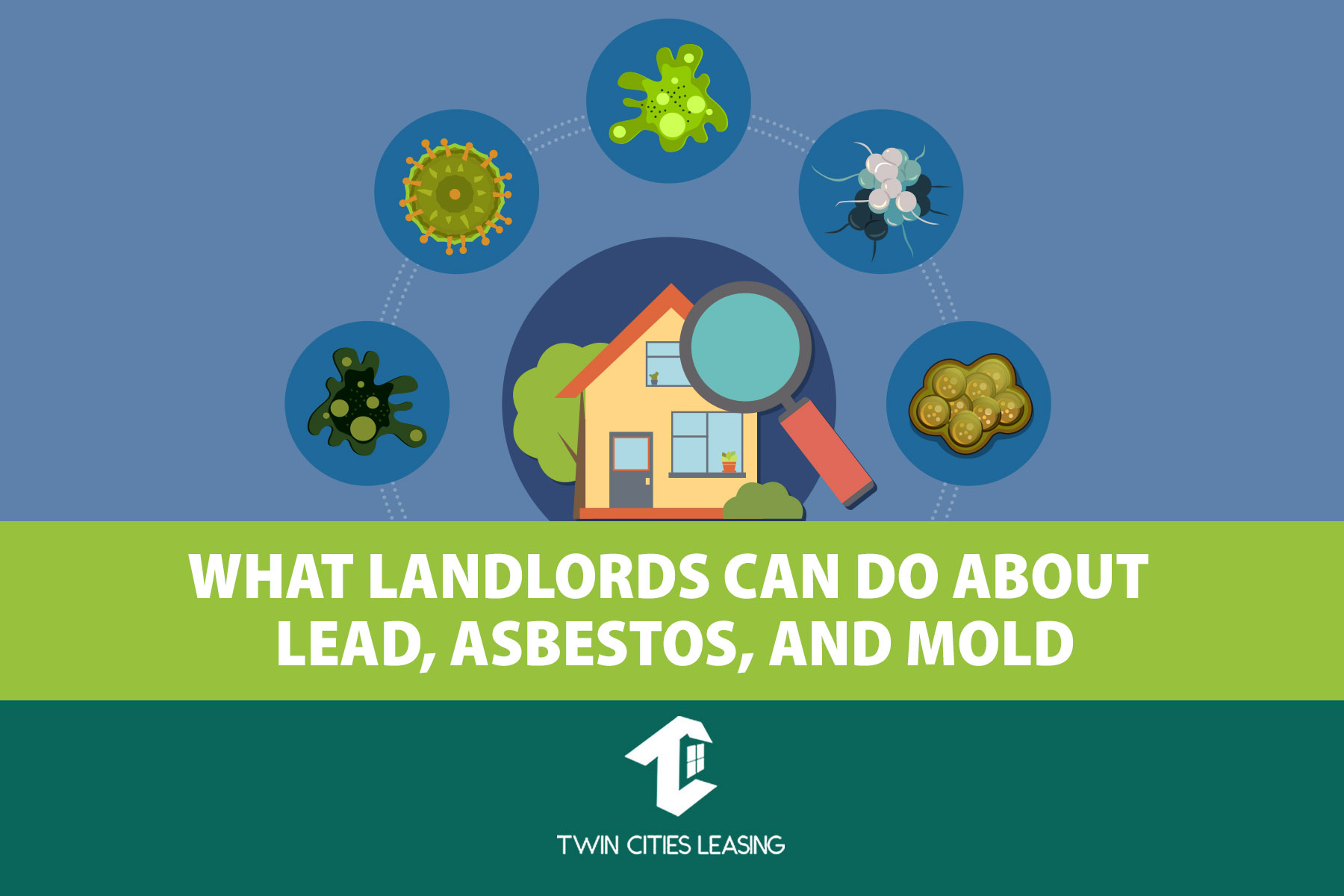 What Landlords Can Do About Lead, Asbestos, and Mold