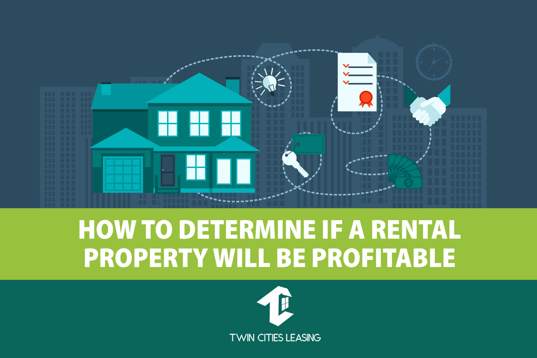 How to Determine If a Rental Property Will be Profitable