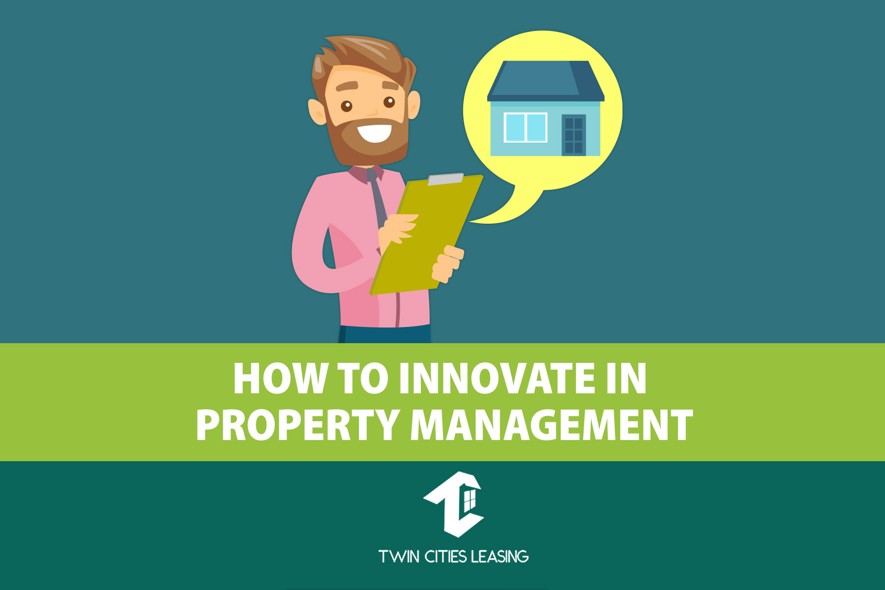 How to Innovate in the Property Management Industry