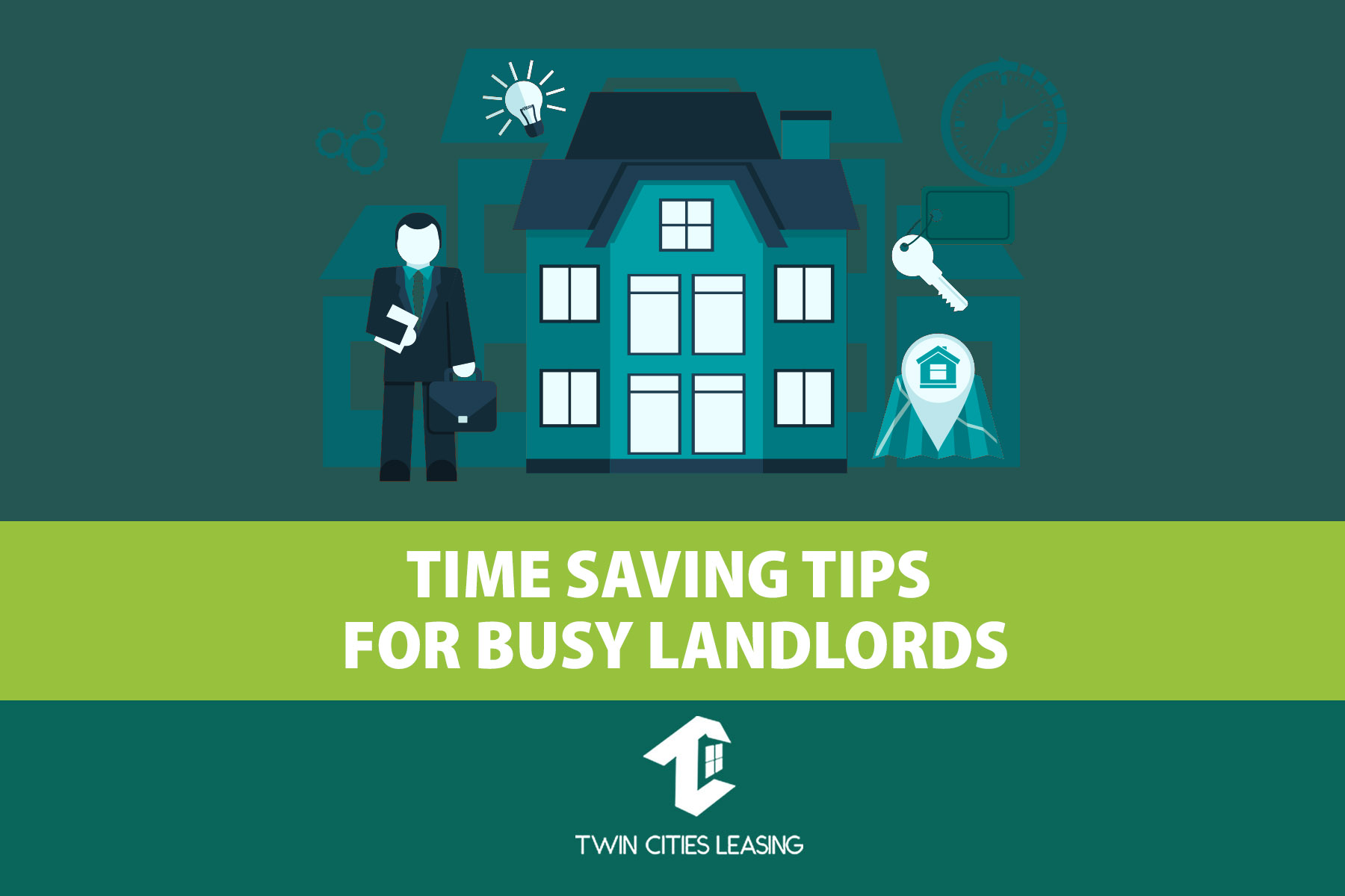 Time Saving Tips for Busy Landlords in the Twin Cities