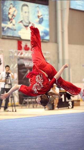 2018 Ontario Winter Games – Wushu Athletes Start List