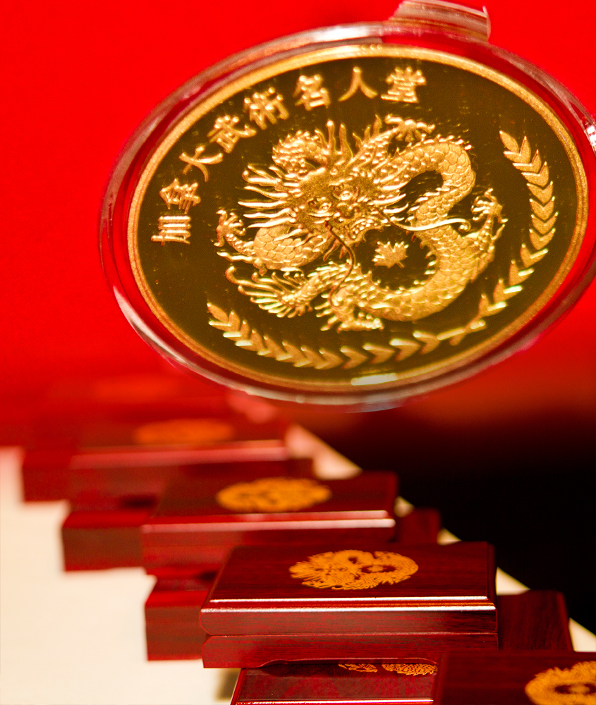 Wushu Achievement Award