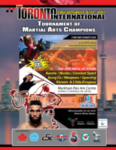 Ontario Games Qualifier Event