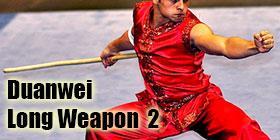 Wushu Grading Form - Duanwei Long Weapon 2