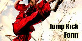 Jump Kick Form