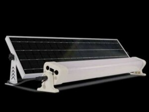 """The Work"" Solar light kit - panel"