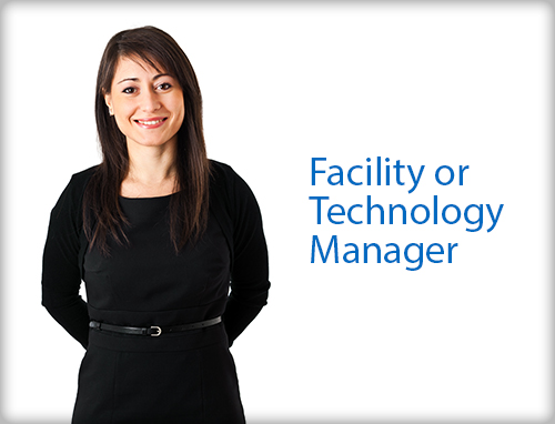 Facility or Technology Manager