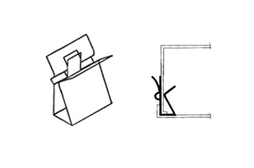 steel clips schematic