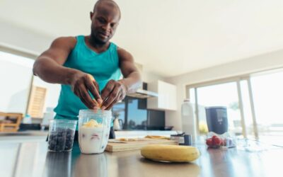 DAY 6 & 7 (REST DAY) Nutrition at Home