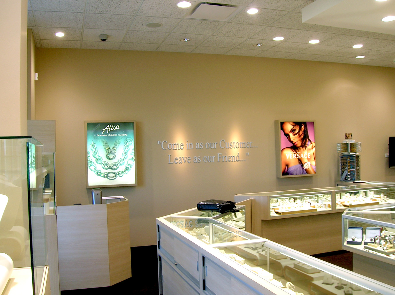 Jewelry Store (Commercial Space)