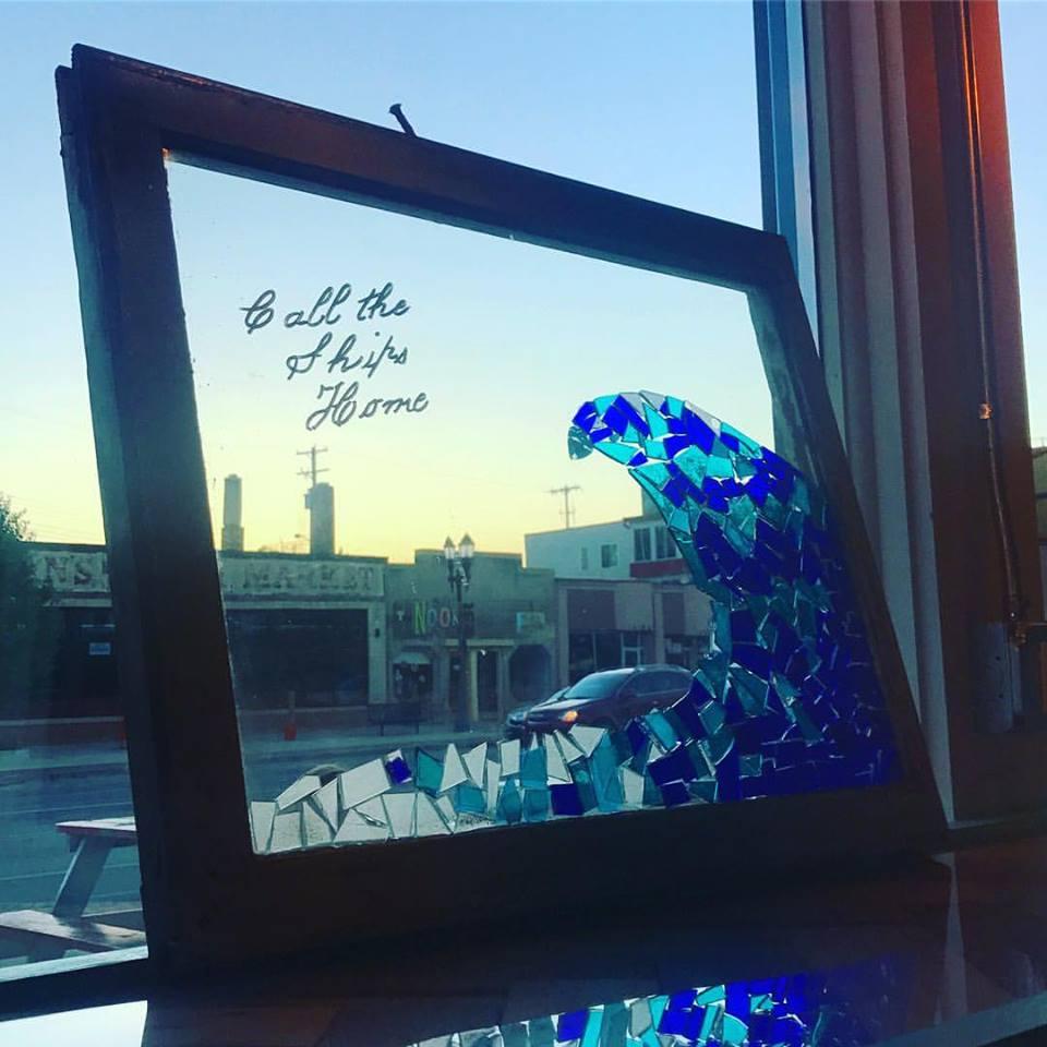 CTSH Window Art