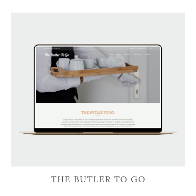 The Butler To Go