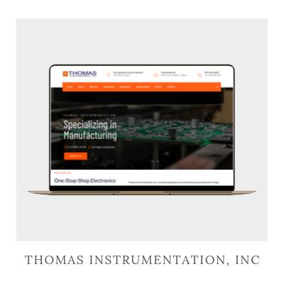 Thomas Instrumentation, Inc