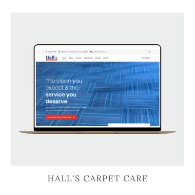 Hall's Carpet Care
