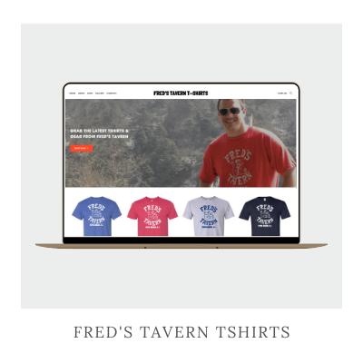 Fred's Tavern Tshirts