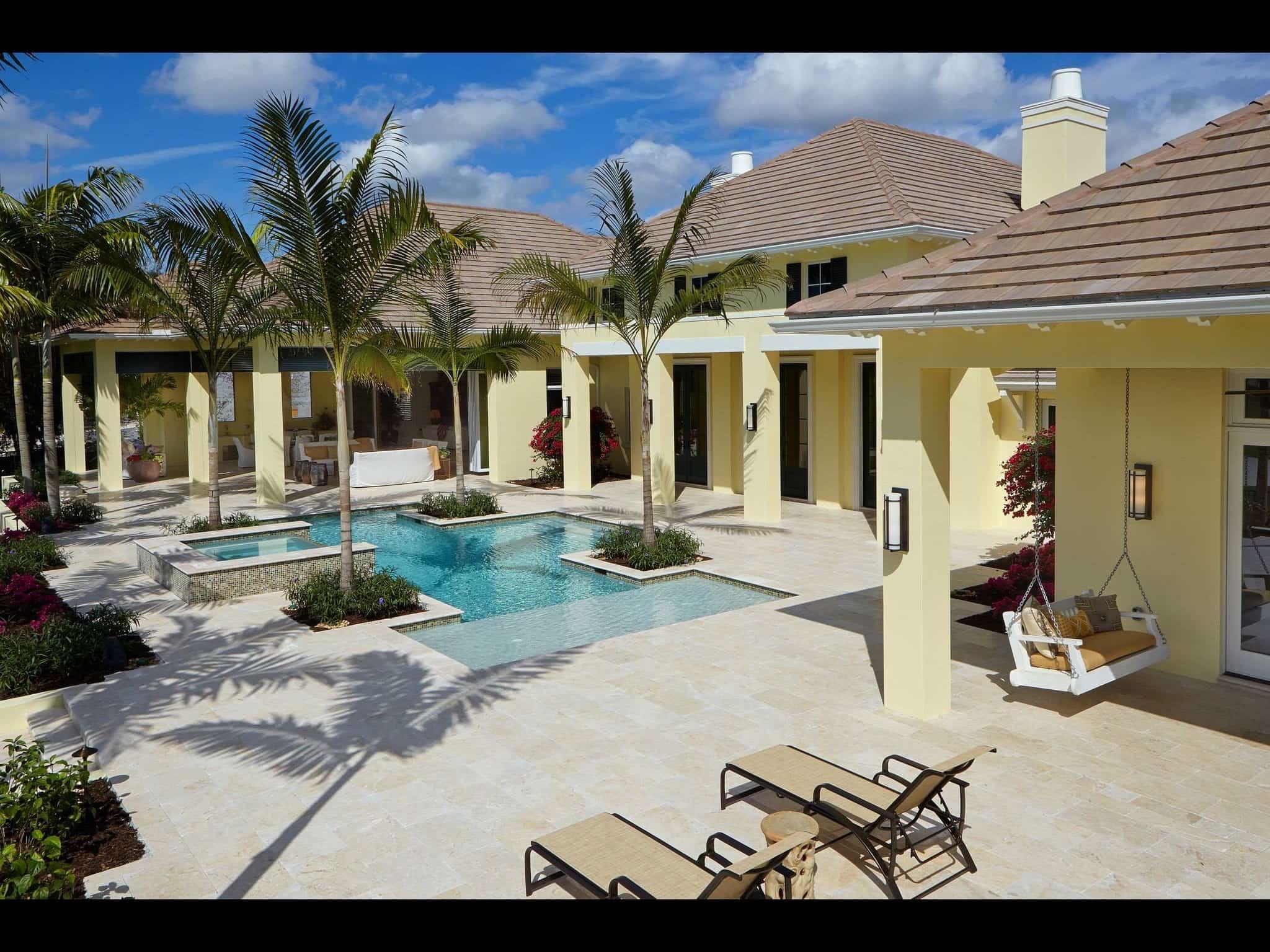 Gorgeous Pool Paver Installation