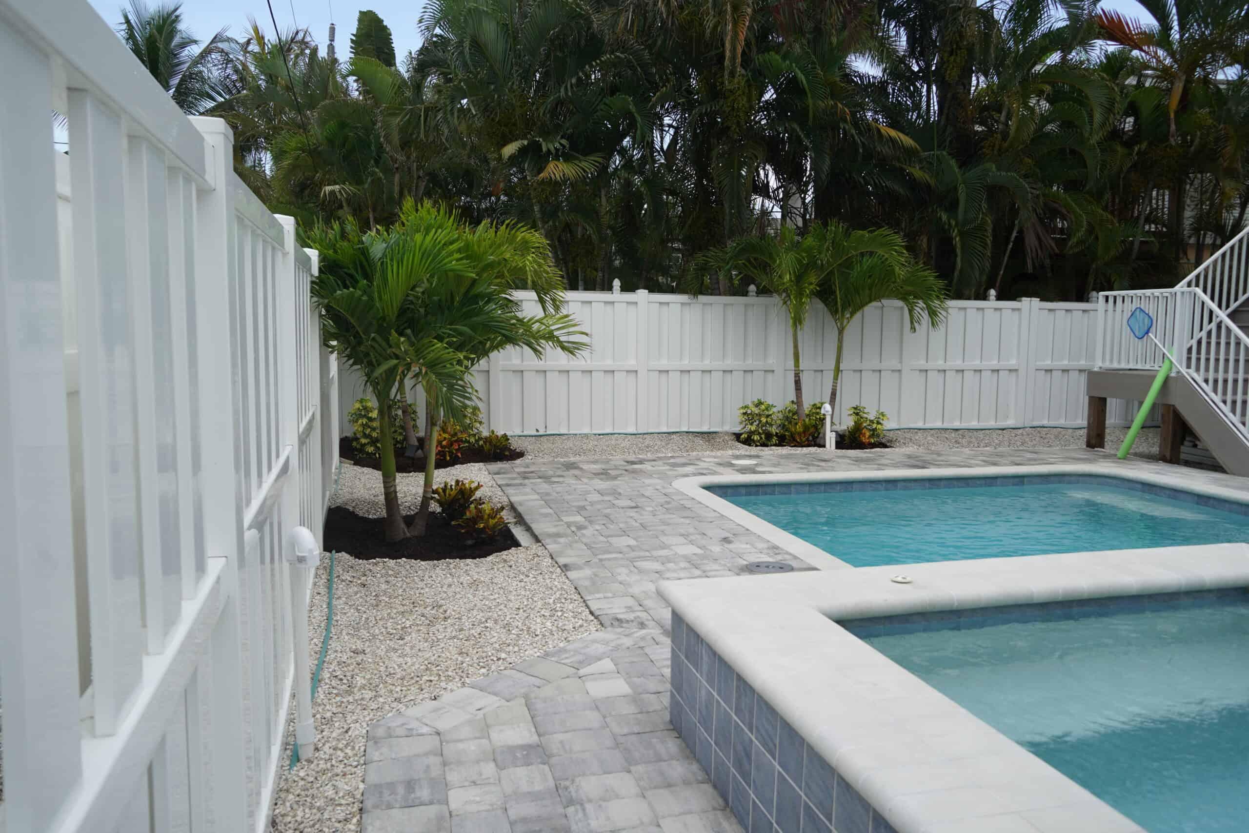 Naples Florida Pool Deck Paver Installation A
