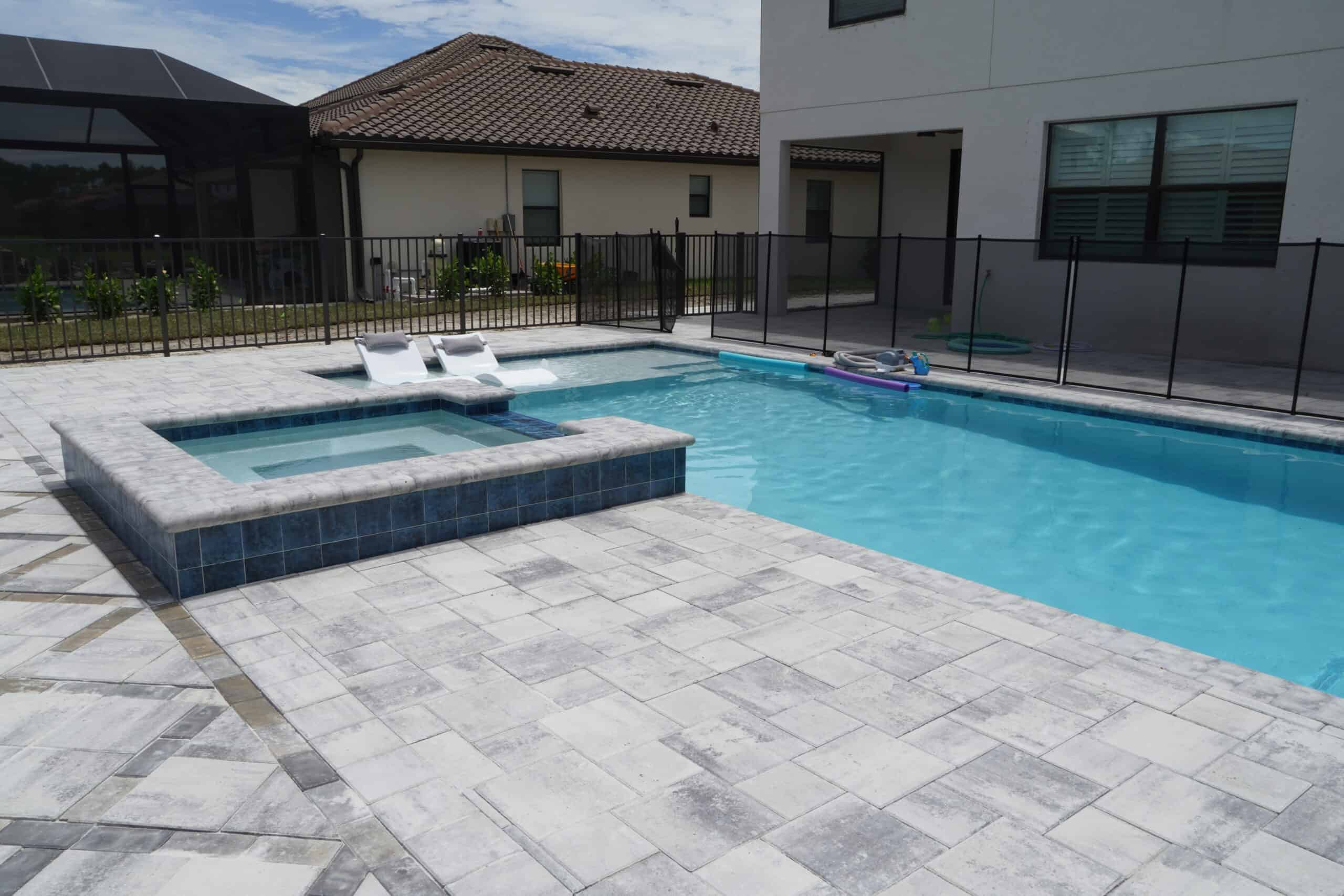 Naples FL Pool and Paver Installation