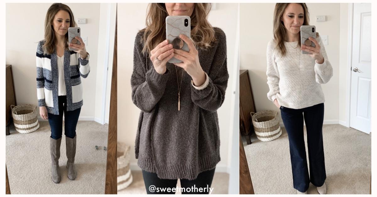 Weekly Work Wardrobe Roundup