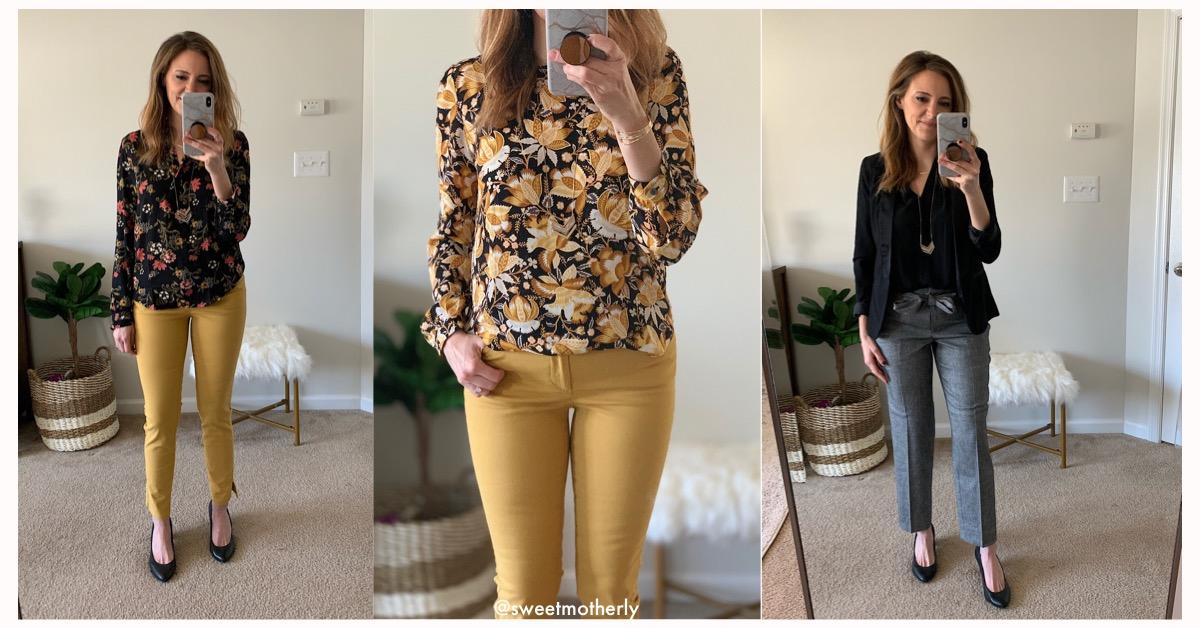 Weekly Work Wardrobe | 02.19.19