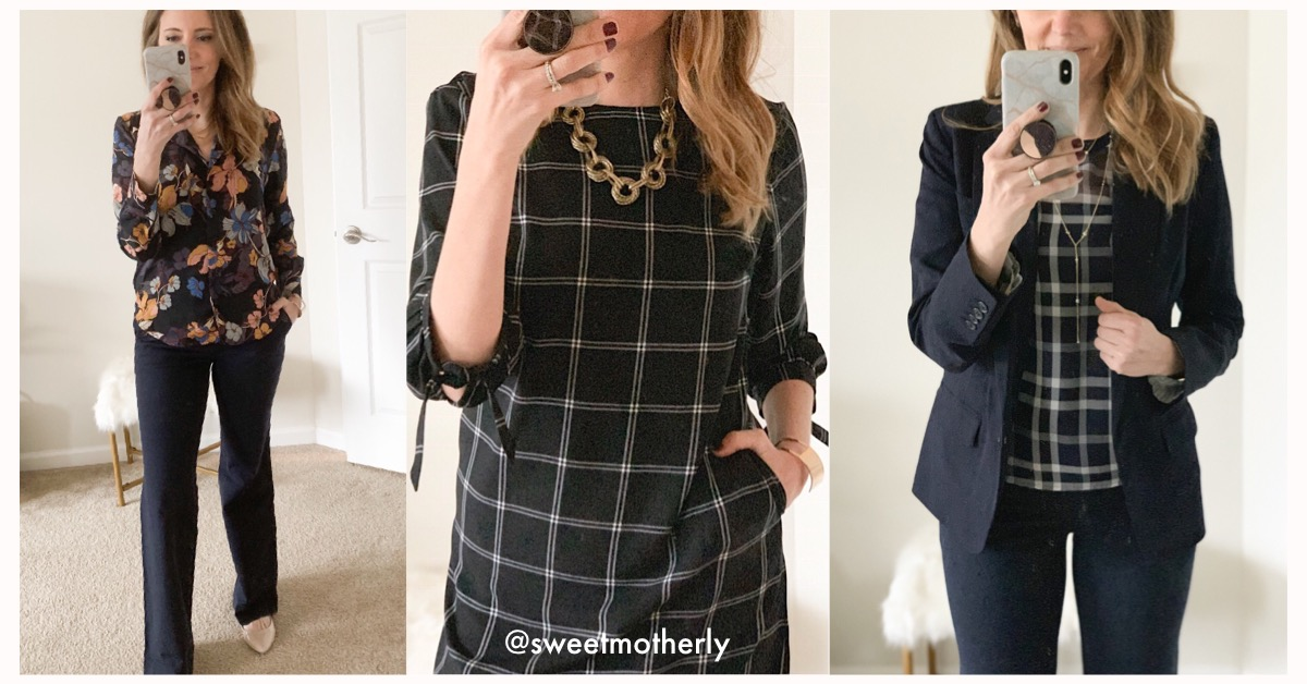 Weekly Work Wardrobe | 02.12.19