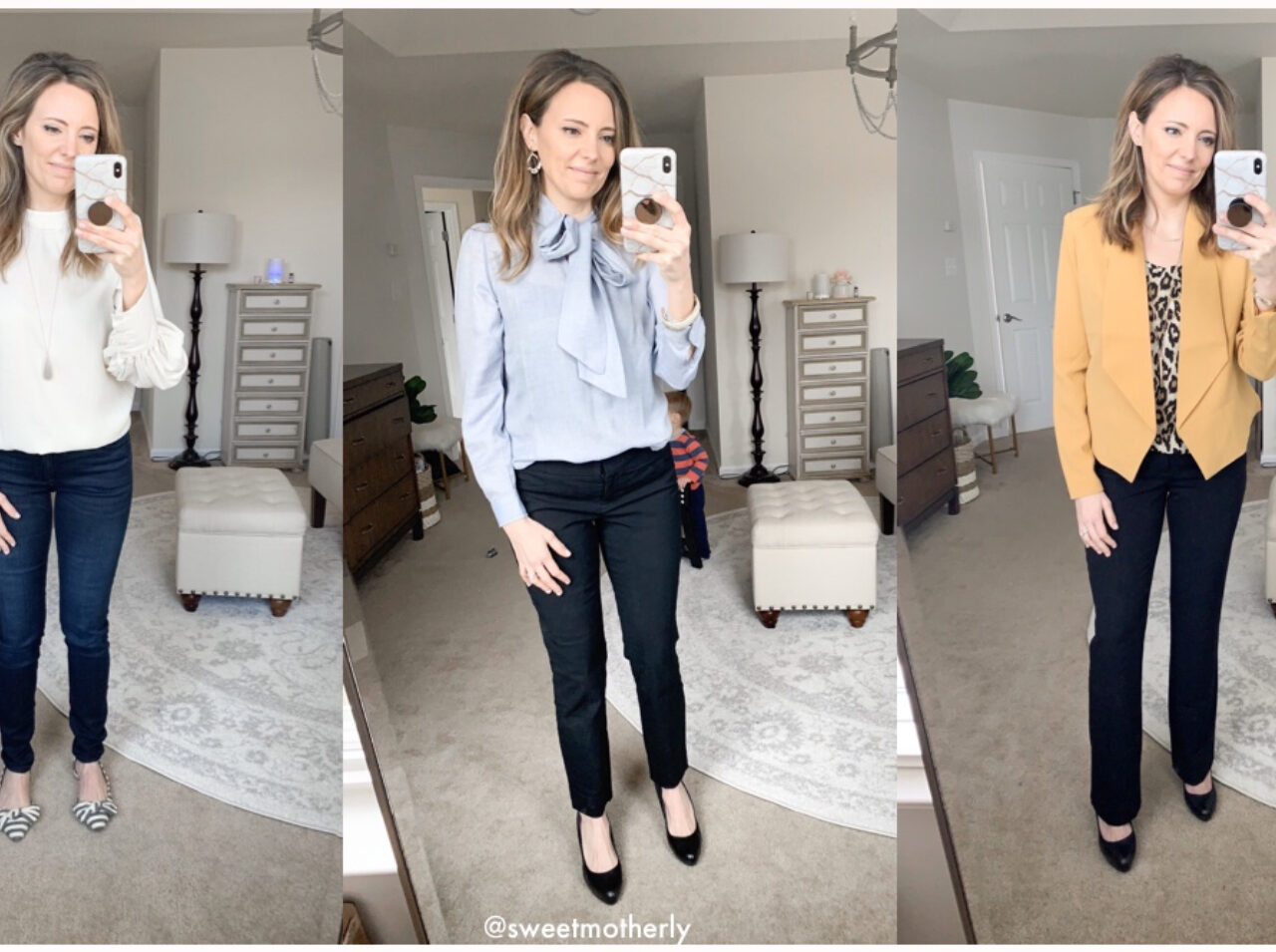 Weekly Work Wardrobe | 03/11/19